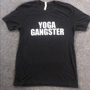Yoga Gangster Super Soft Unisex Tee